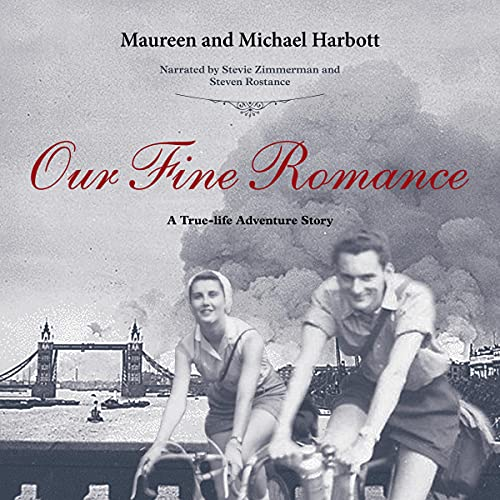 Our Fine Romance cover art