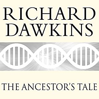 The Ancestor's Tale audiobook cover art