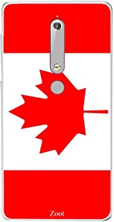 نوكيا 6 علم كندا