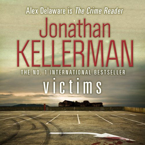 Victims audiobook cover art