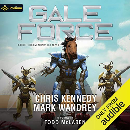 Gale Force: The Guild Wars, Book 7