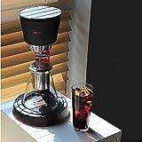 DKINZ Dutch Coffee Maker Drip Coffee Cold Brew 700mL No Electricity IZAC 700 (White)