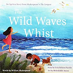 Wild Waves Whist Shakespeare Board Book