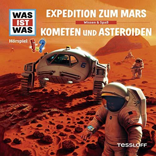 Expedition zum Mars / Kometen und Asteroiden Titelbild