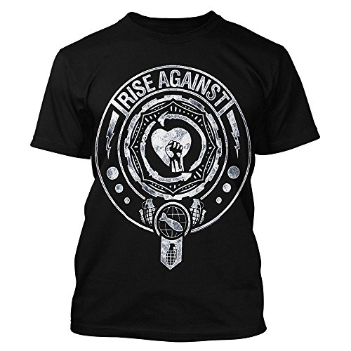 Rise Against T-Shirt - Bombs Away (L)