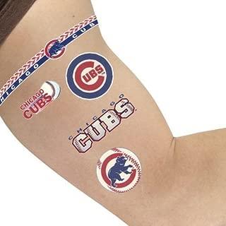 cubs temporary tattoos