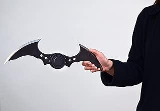 NECA Batman Arkham Knight Prop Replica Batarang(abs Plastic)
