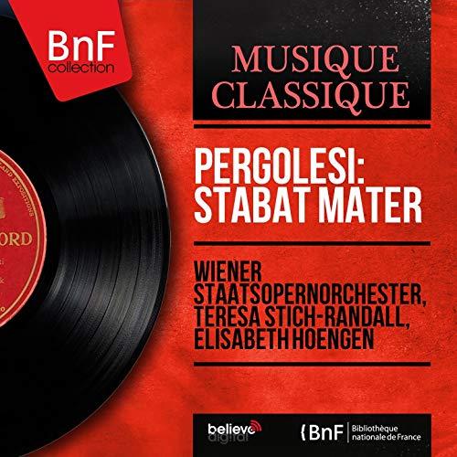 Pergolesi: Stabat Mater (Mono Version)