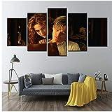 A&D Leonardo Dicaprio Kate Winslet Filmstar Schauspieler