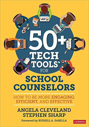 Book: 50+ Tech Tools for School Counselors