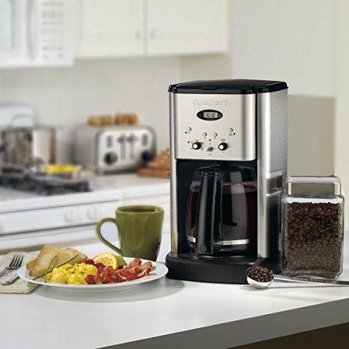 Cafetière Cuisinart Programmable, Capacité de 12 tasses DCC-1200C - 4