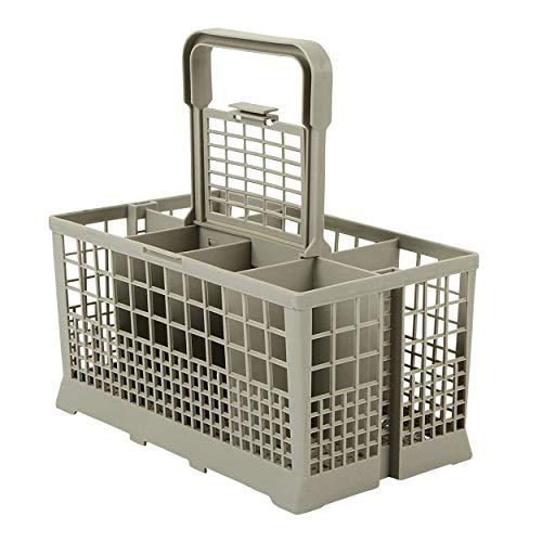 Cestello universale per posate, adatto per tutte le lavastoviglie 25 x 13,6 cm