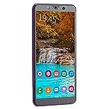 Gedourain Smartphone, Multifunción 5.72in 512MB + 4GB Tarjetas Duales Doble Modo De Espera para El Anciano para Dispositivo Espacial para Llamadas Telefónicas(Púrpura)