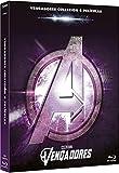Colección Vengadores 1-4 + Disco Bonus [Blu-ray]