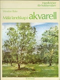 Mala Landskap i Akvarell (Handbocker for Hobbymalare)