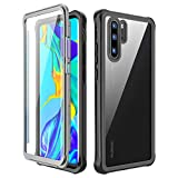 Wepro Huawei P30 Pro Case,360°Protection Full Body Clear