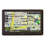 7インチワンセグチューナー GPS内蔵ポータブルナビゲーション SX-WG27SP