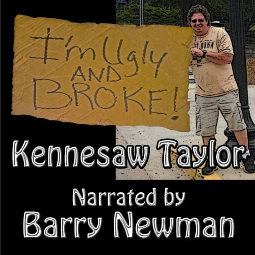 I'm Ugly and Broke audiobook cover art