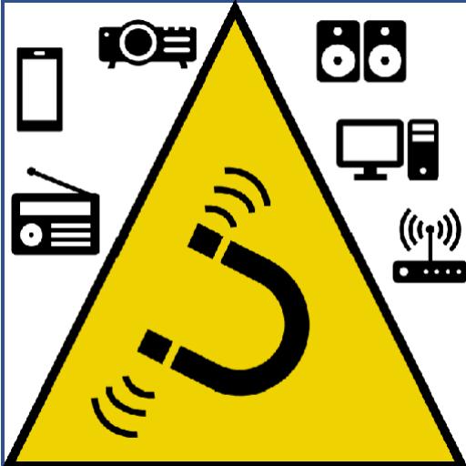Detector de radiación electromagnética...