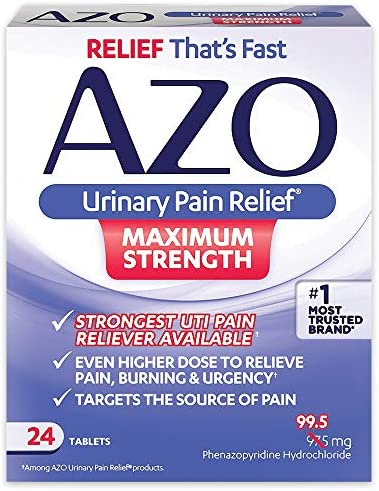 Top 10 Best azo urinary pain relief Reviews