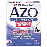 AZO Urinary Pain Relief Maximum Strength |...