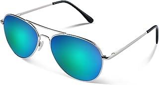 3c7a8b5b67 Duduma Lente Antirreflejante Completo UV400 Gafas de Sol con Diseño de Moda  Retro Para Hombre y