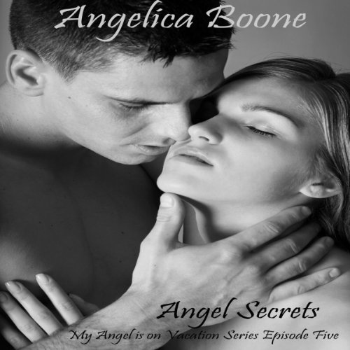 Angel Secrets audiobook cover art