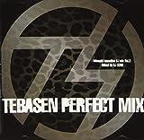 TEBASEN PERFECT MIX-tebasaki sensation DJ mix Vol.2-Mixed by DJ SZNA