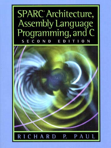 Price comparison product image SPARC Architecture,  Assembly Language Programming