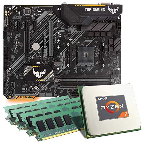 CSL Computer - Placa base Bundles Ryzen 7 2700X