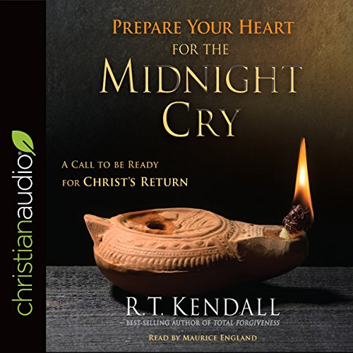 Prepare Your Heart for the Midnight Cry audiobook cover art