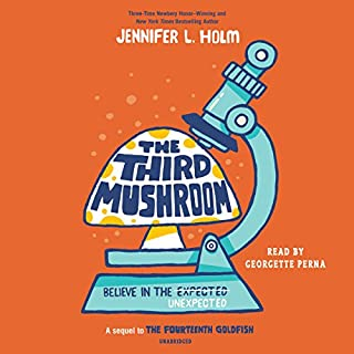 The Third Mushroom audiobook cover art