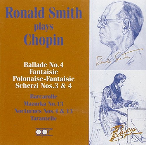 Fantaisie Op 49;Nocturnes N 4 Op 15,1 & 13 Op 48;Barcarolle Op 60;Ballades N 4