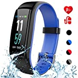 Best Fitness Monitors - Mgaolo Fitness Tracker with Blood Pressure Heart Rate Review