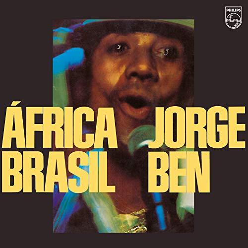 Jorge Ben, LP África Brasil - Série Clássicos Em Vinil [Disco de Vinil]