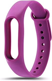 Silicone Bracelet for xiaomi Band 2 purple Watch , 2724743602991