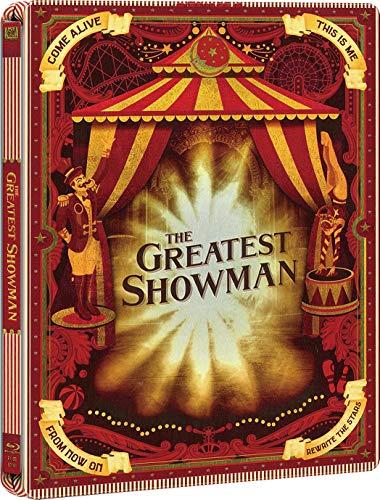 『グレイテスト・ショーマン ブルーレイ版 リミテッド・エディション スチールブック仕様 [Blu-ray]』の6枚目の画像