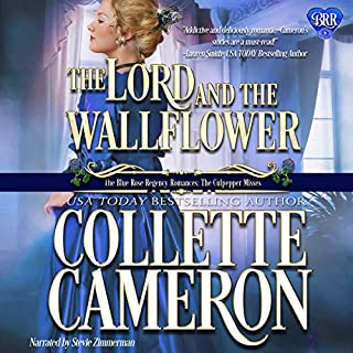 The Lord and the Wallflower audiobook cover art