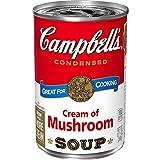 Campbell´s Cream of Mushroom Soup 305 g...