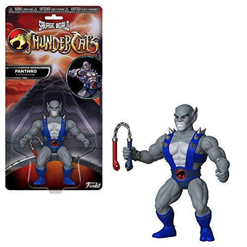 Funko Savage World: Thundercat - Panthro Collectible Figure, Multicolor