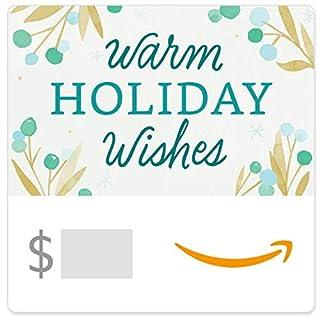 Amazon eGift Card - Warm Holiday Wishes (B07JZYYWJQ) | Amazon price tracker / tracking, Amazon price history charts, Amazon price watches, Amazon price drop alerts