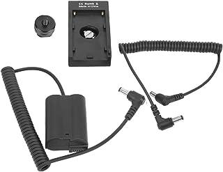 F01B‑F970 płytka zaciskowa do zestawu akumulatorów EN‑EL15 Full Decoding Dummy Battery, odpowiedni do Nikon Z7 Z6 D850 D81...