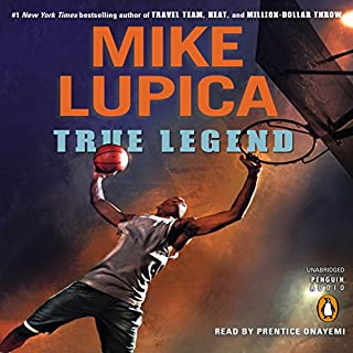 True Legend audiobook cover art