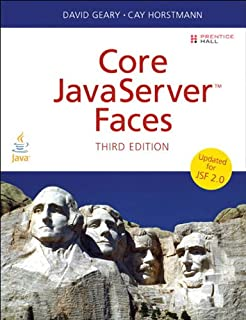 Core JavaServer Faces: Core JavaServer Faces_3 (Core Series)