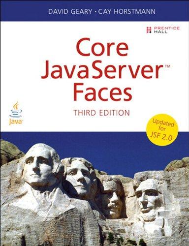 Core JavaServer Faces: Core JavaServer Faces_3 (Core Series)
