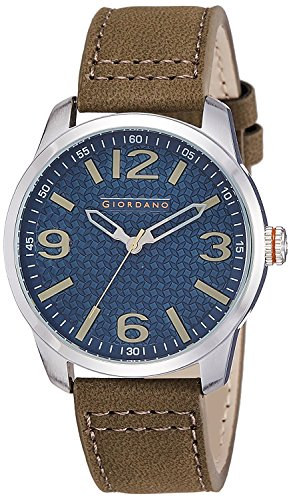 Giordano Analog Blue Dial Men's Watch-A1049-02
