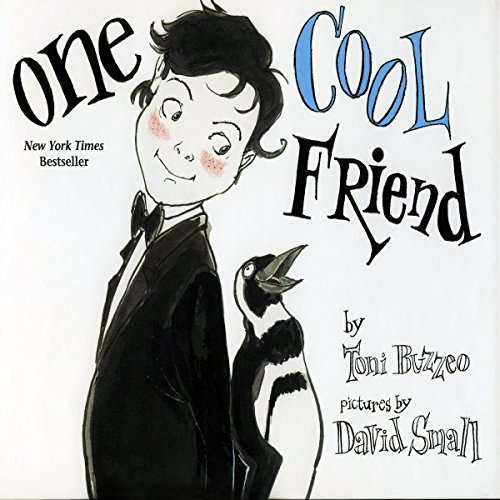 One Cool Friend audiobook cover art