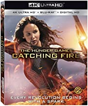 The Hunger Games: Catching Fire 4K Ultra HD