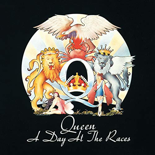 Queen - A Day at the Races (Limited Edition) [Vinyl LP]