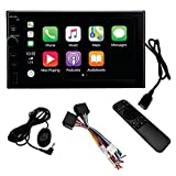[Upgraded] Chaowei 6.2 inch Double Din Car...